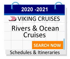 Viking River and Ocean cruises - Schedules & Itineraries